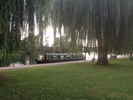 Narrowboat Patience, Northampton