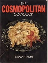 Cosmopolitan C00kbook Phillippa Cheifitz