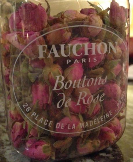 Fauchon Boutons de Rose
