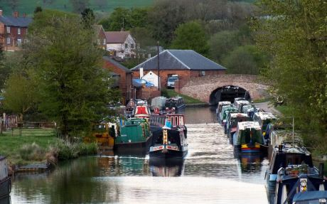 Braunston canal