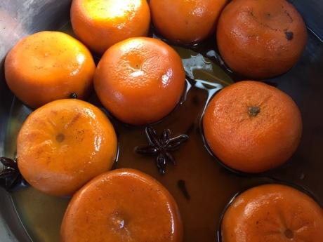 Clementine cauldron